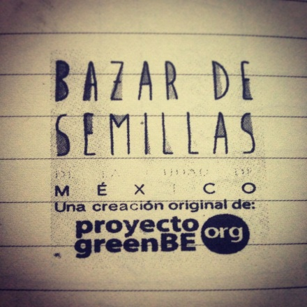 06 Sello Bazar de Semillas