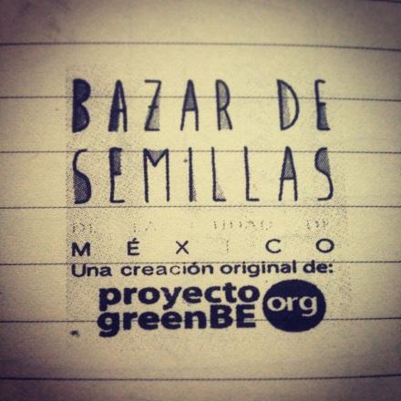 06 Sello Bazar de Semillas